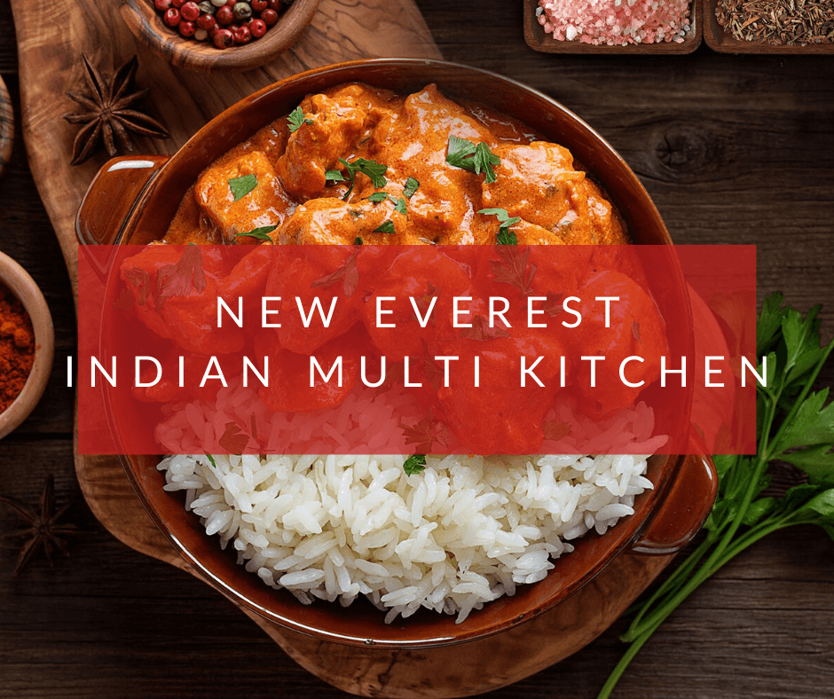 New Everest Indian Kitchen and Bar