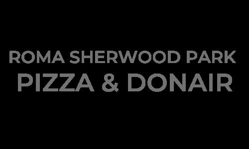 Roma Pizza And Donair Logo